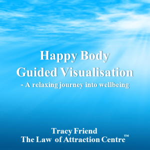 AUDIO: Happy Body (MP3 Audio Recording), Tracy Friend