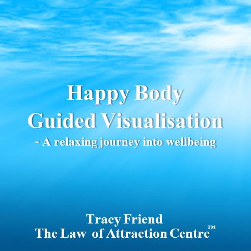 AUDIO: Happy Body (MP3 Audio Recording), Tracy Friend